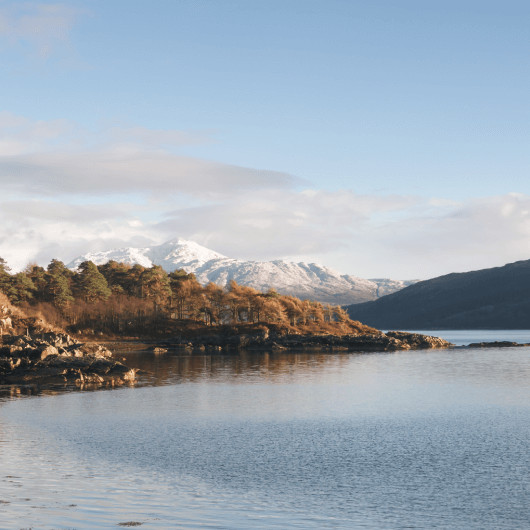 Scottish Highlands Winter Escape